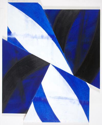 Charles Arnoldi, 'Bullpen (irregular)', 2009