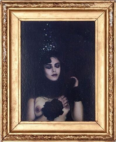 Uldus Bakhtiozina, 'Black swan', 2000