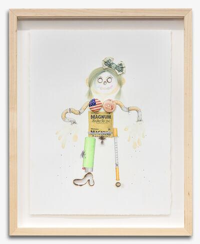Aurel Schmidt, 'Drug Voodoo (Ghoul Girl)', 2019