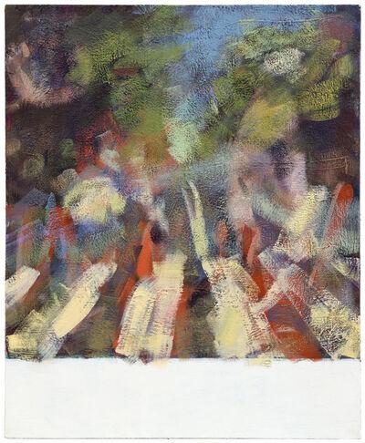Jochen Plogsties, '11_21 [Abbey Road] [Nach: The Beatles, Abbey Road, Schallplattencover, EMI 1969.]', 2021
