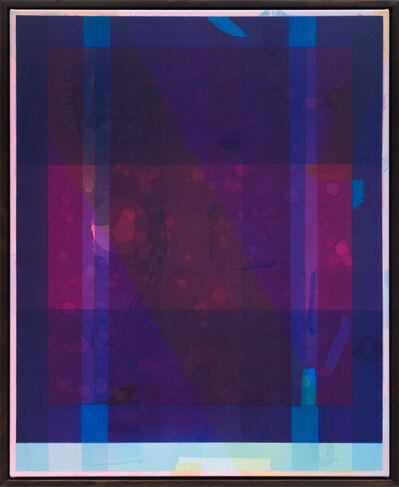 Maximilian Daniels, 'Purple Control', 2019