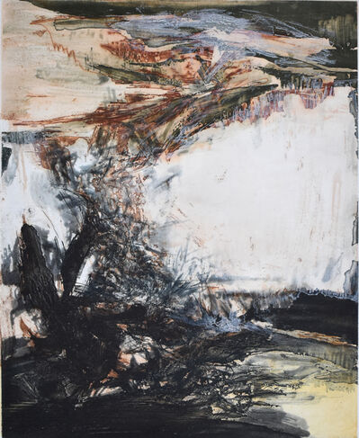 Zao Wou-Ki 趙無極, 'Etching No. 190', 1968