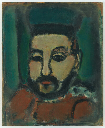 Georges Rouault, 'Le Juge (The Judge)', 1908-1913