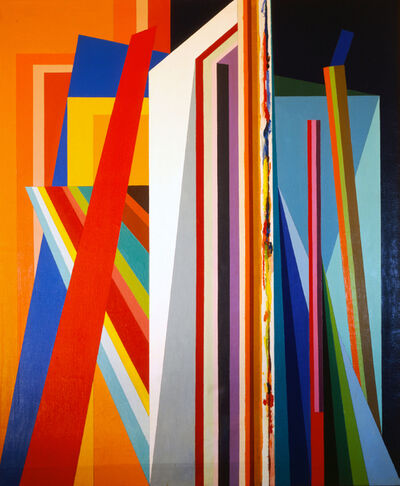 Robert S. Neuman, 'Spanish Door', 1968