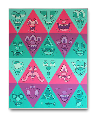 Greg Mike, 'Mixed Emotions', 2014