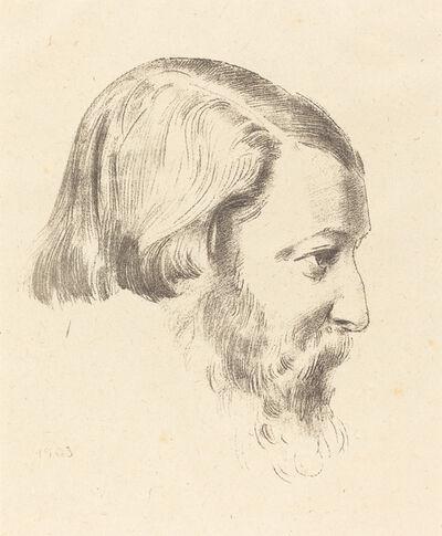 Odilon Redon, 'Paul Serusier', 1903