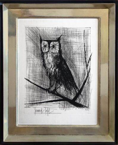Bernard Buffet, 'Chouette - Eule - Owl', 1963