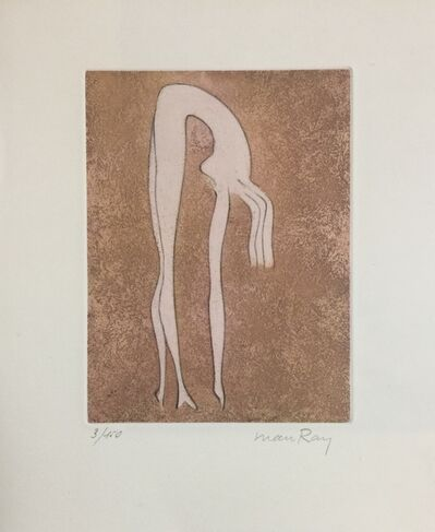 Man Ray, 'Nu', 1970