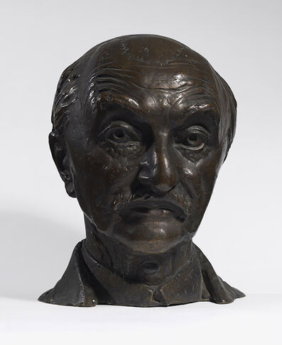 Eric Kennington, 'Head of Thomas Hardy', 1929-1931