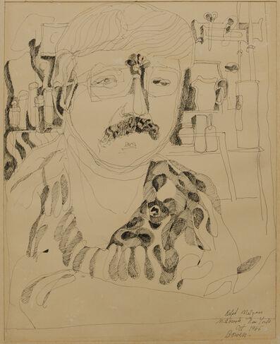Michael Bowen, 'Portrait of Ralph Metzner', ca. 1965