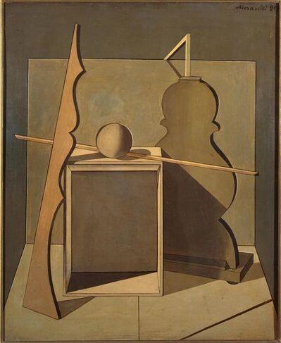 Giorgio Morandi, 'Still-life', 1919