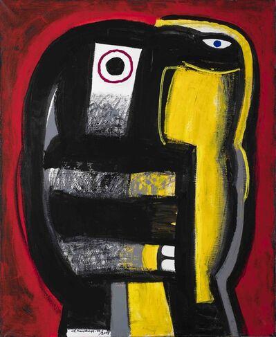 """Alexander Pankin, '""""Head of an artist""""', 1992-2014"""
