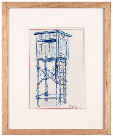 Mark Dion, 'Hunting Stand', 2008