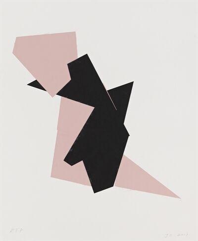 Joel Shapiro, 'Up Down Around (c)', 2011