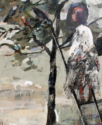 Jean-Pierre Ruel, 'L'échelle', 2014