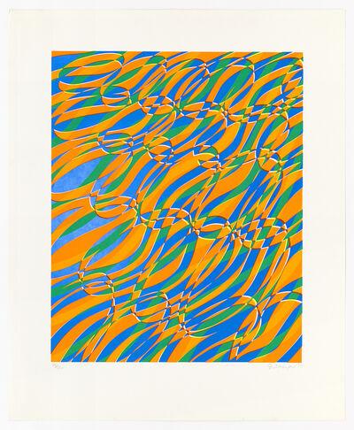 Stanley William Hayter CBE, 'Aquaria Series B', 1970