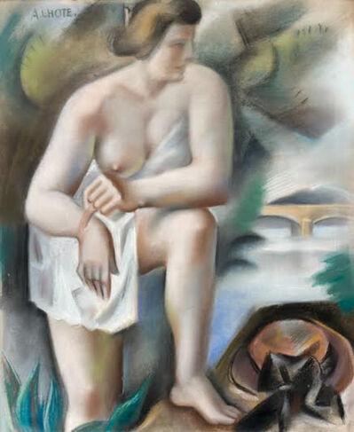 André Lhote, 'Nu au bain', 1924