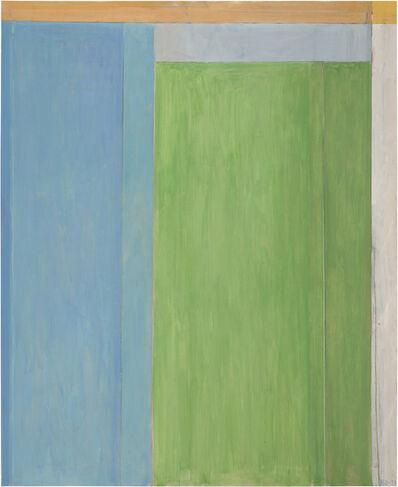 Richard Diebenkorn, 'Ocean Park #45', 1971