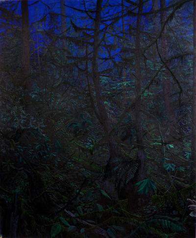 Chris Russell (American, BORN 1983), 'Dilate', 2021