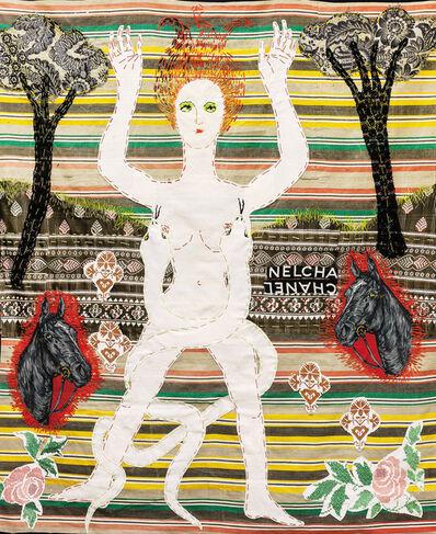 Anastasiia Podervianska, 'WOMAN AND GARDEN', 2016