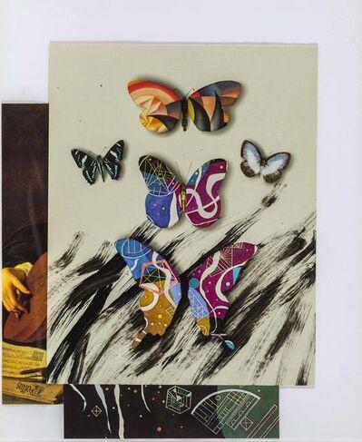 Jiri Kolar, 'Kousky zivota', 1988
