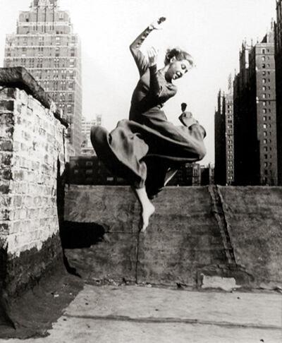 Ellen Auerbach, 'Renate Schottelius in New York', 1953