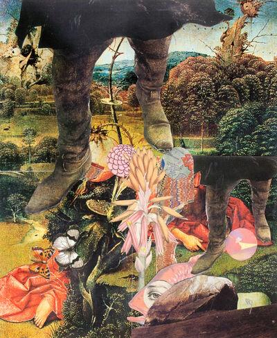 Varujan Boghosian, 'Bonaparte's March - Variation I, The Garden', 2018