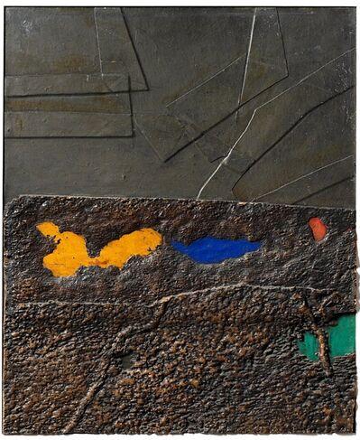Roberto Crippa, 'Rock', 1964