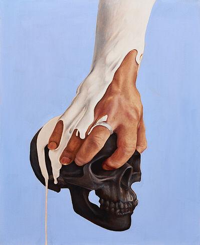 Jamie Preisz, 'Holding Skull', 2019