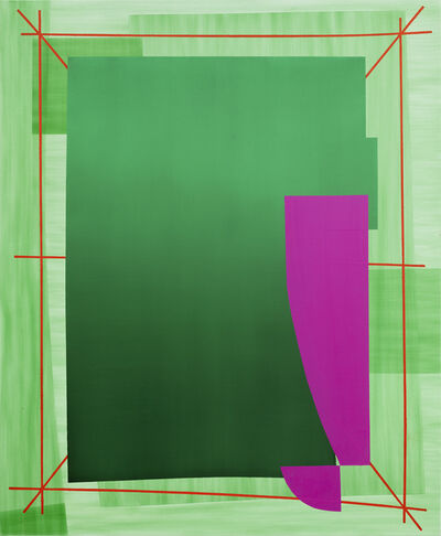 Enrico Bach, 'FAHGR', 2019