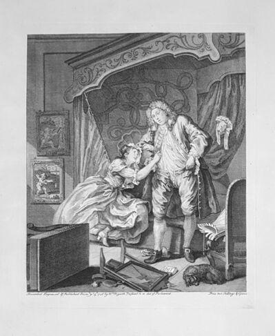 William Hogarth, 'After', 1736