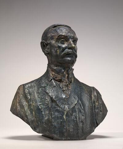 Auguste Rodin, 'Thomas Fortune Ryan', 1909-1910