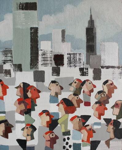 Didier Lourenço, 'Manhattan III', 2017