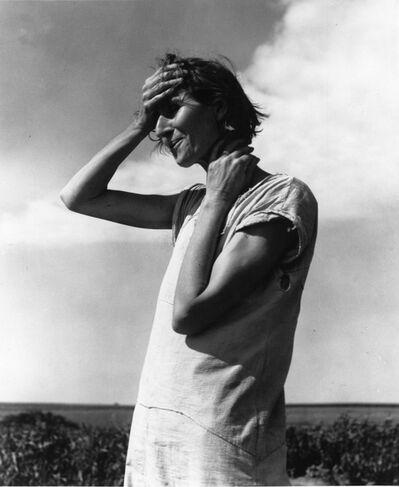 Dorothea Lange, 'Woman of the High Plains', 1938