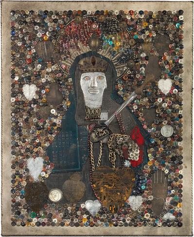 "David Boyer, 'Virgin ""Ezrulie Freda""', 2016"