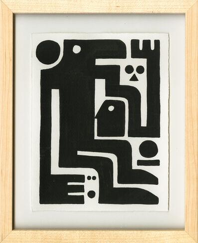 Kimou Meyer (aka Grotesk), 'SPIRITS', 2019