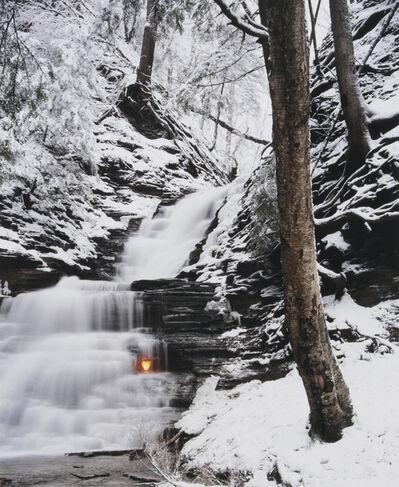 John Opera, 'Shale Falls (winter)', 2005/2010