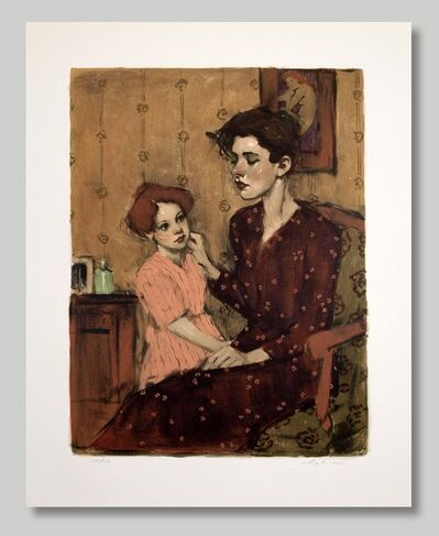 Malcolm T. Liepke, 'A Mother's Touch I', 2002