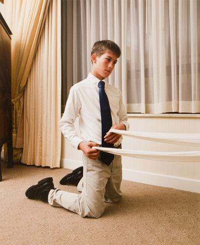 New Catalogue [Luke Batten & Jonathan Sadler], 'Boy with Stockings', 2008