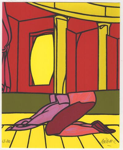 Valerio Adami, 'La Danza ', 1993