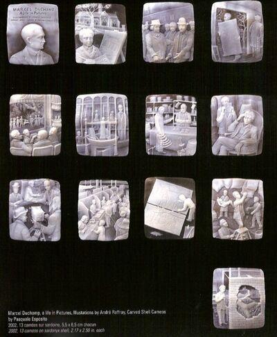 Gabriele Di Matteo, 'Marcel Duchamp, a life in Pictures', 2002