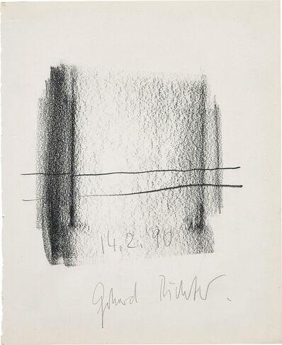 Gerhard Richter, 'Ohne Titel', 1990