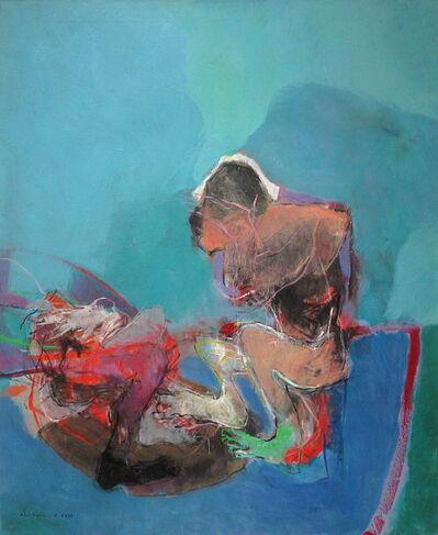 Adel Dauood, 'Untitled Blue', 2013