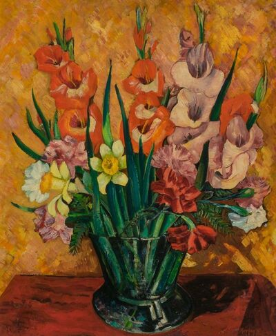 Hayley Lever, 'Still Life of Flowers in a Vase'