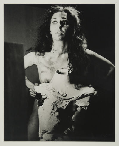 Carolee Schneemann, 'Eye Body #22', 1963