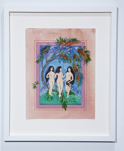 Hiba Schahbaz, 'The Three Graces ', 2017