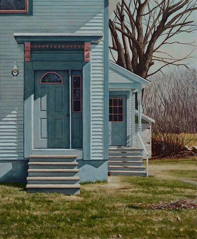 David Vickery, 'Willow Street, Rockland', 2007