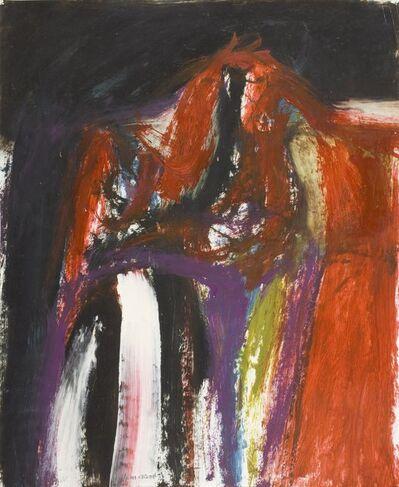 William Crozier, 'Essex Landscape', 1959