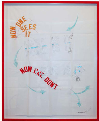 Lawrence Weiner, 'Untitled ', 2014