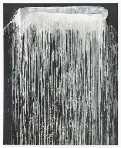 Pat Steir, 'Snow Drop', 1990-2015